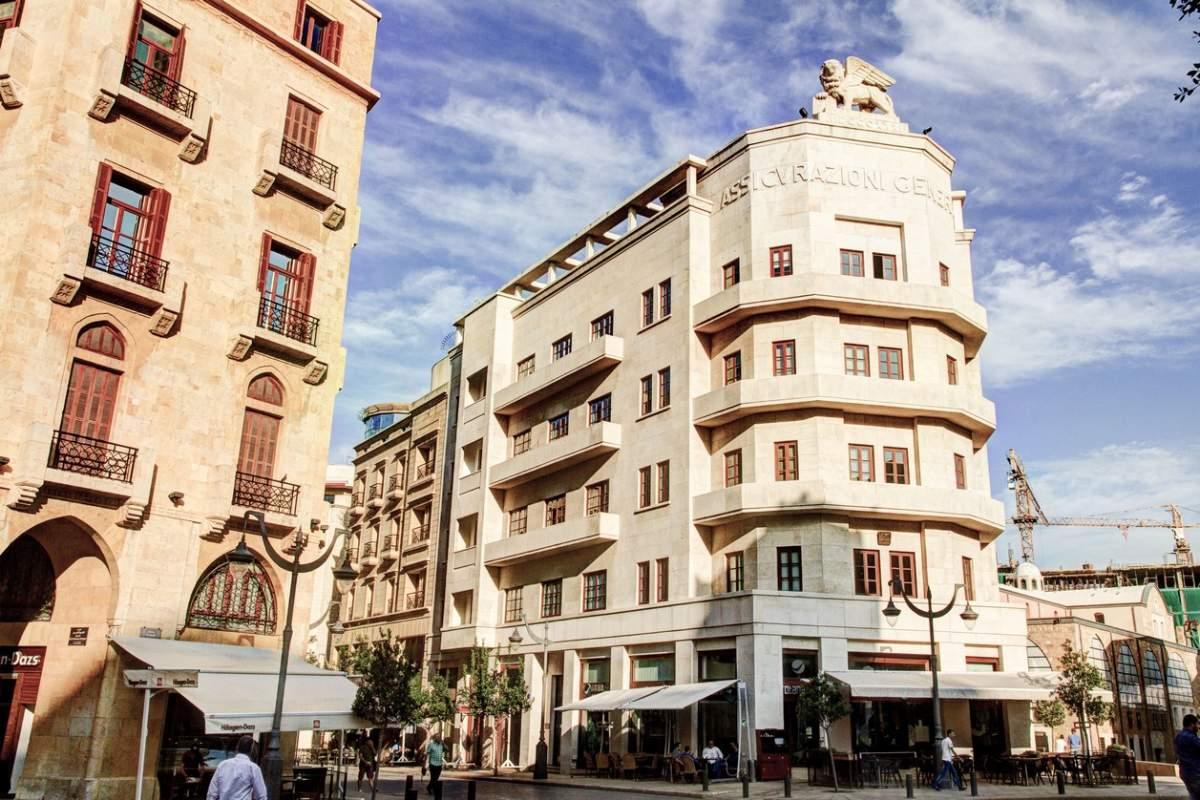 Generali Building | Italian Embassy
