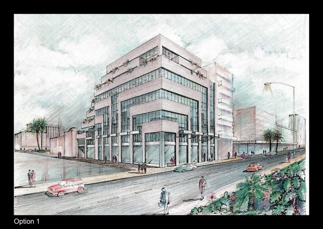 TAM Office Building