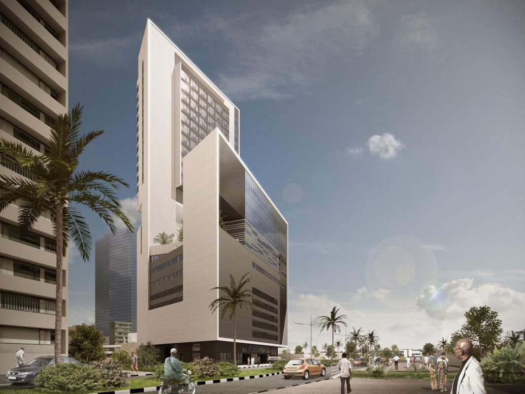 EKO Tower 2 Hotel