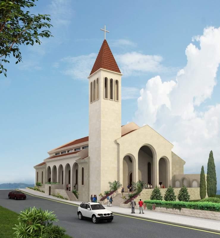 Ain Dara Church