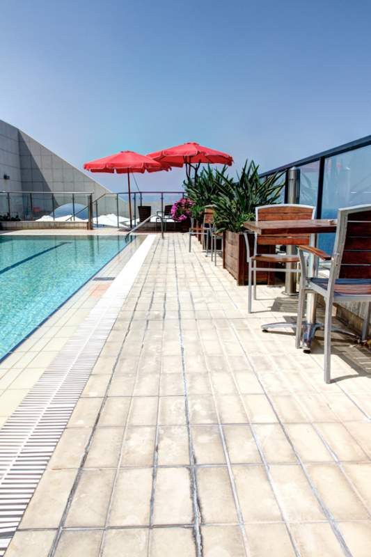 Rotana Arjaan Suite Hotel