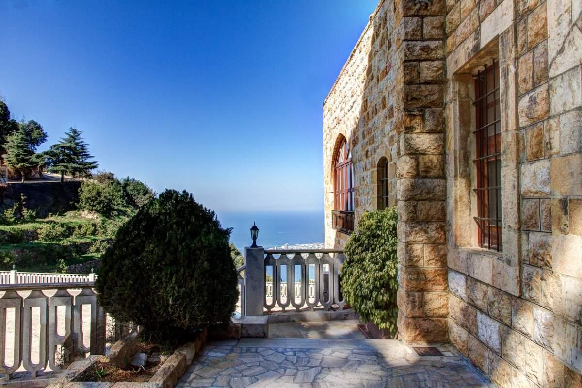 El Kreim Monastery
