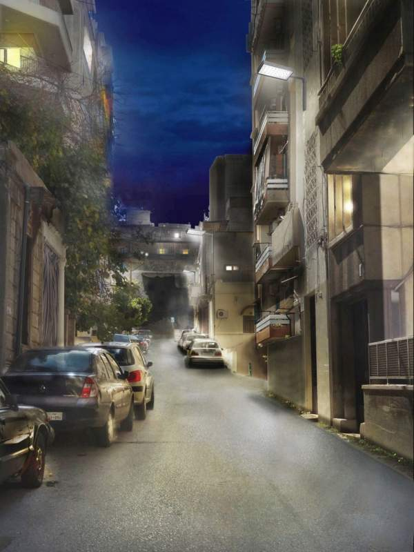 Beirut Lighting Masterplan