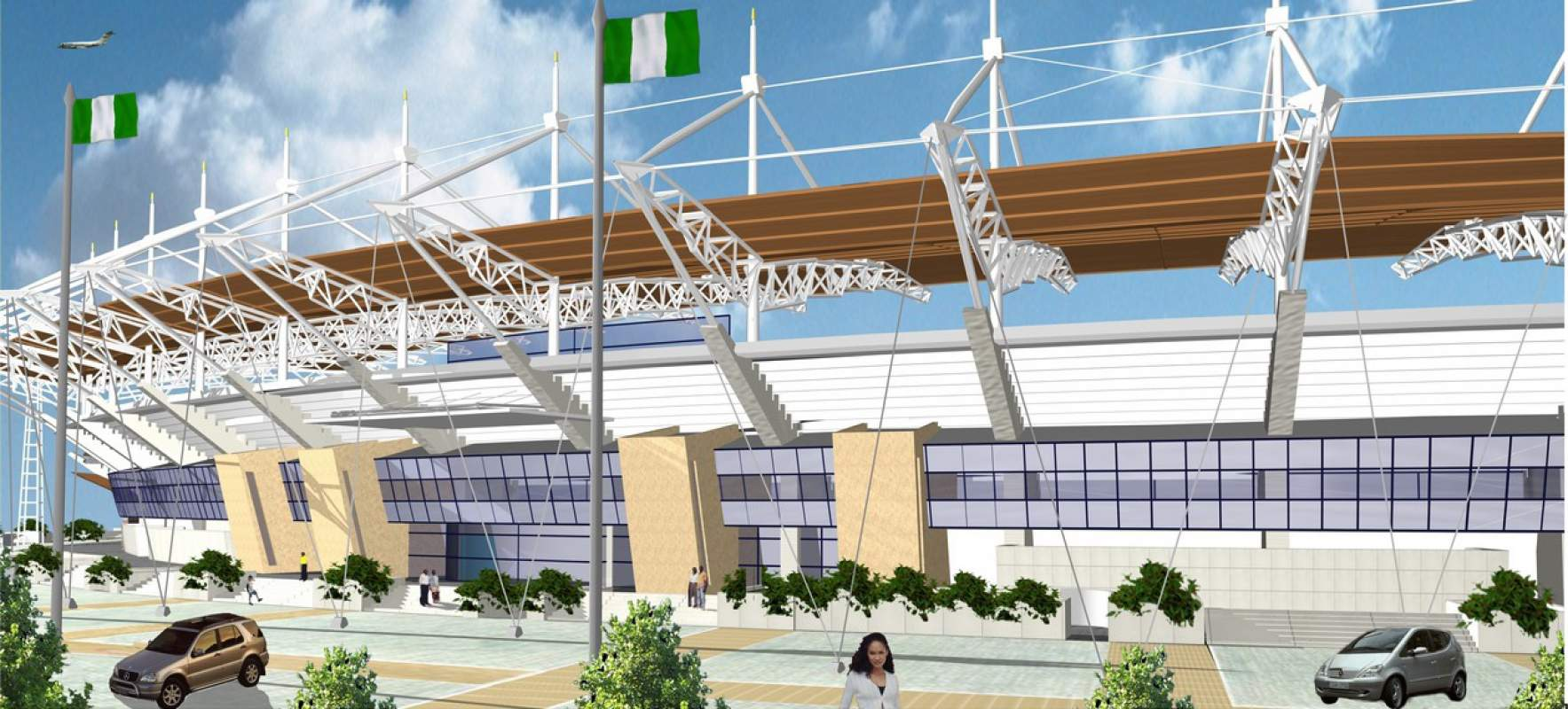 Oyem Stadium