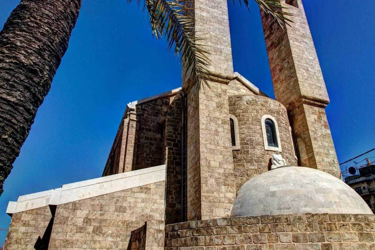 St Maron Church
