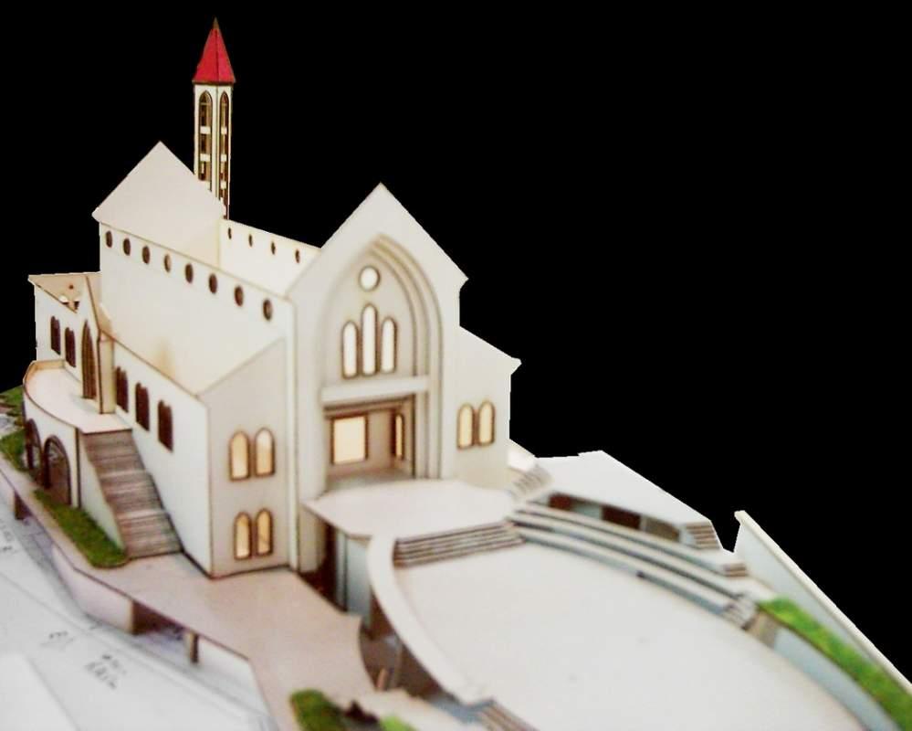 Majd el Meouch Church