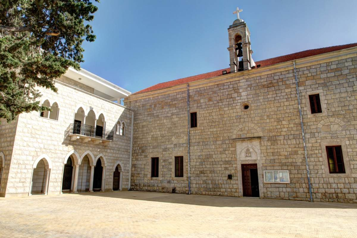 Ain Ebel Church