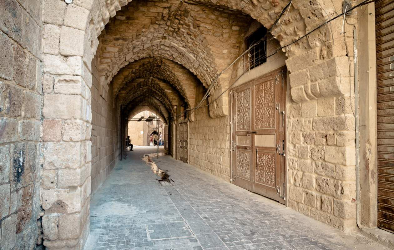 Rehabilitation of Saida Old Medina