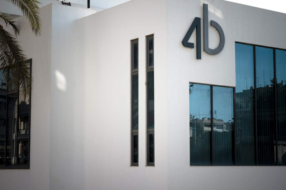 4B Architects Head Offices