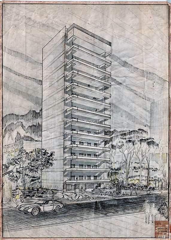 Bitar Residential Building