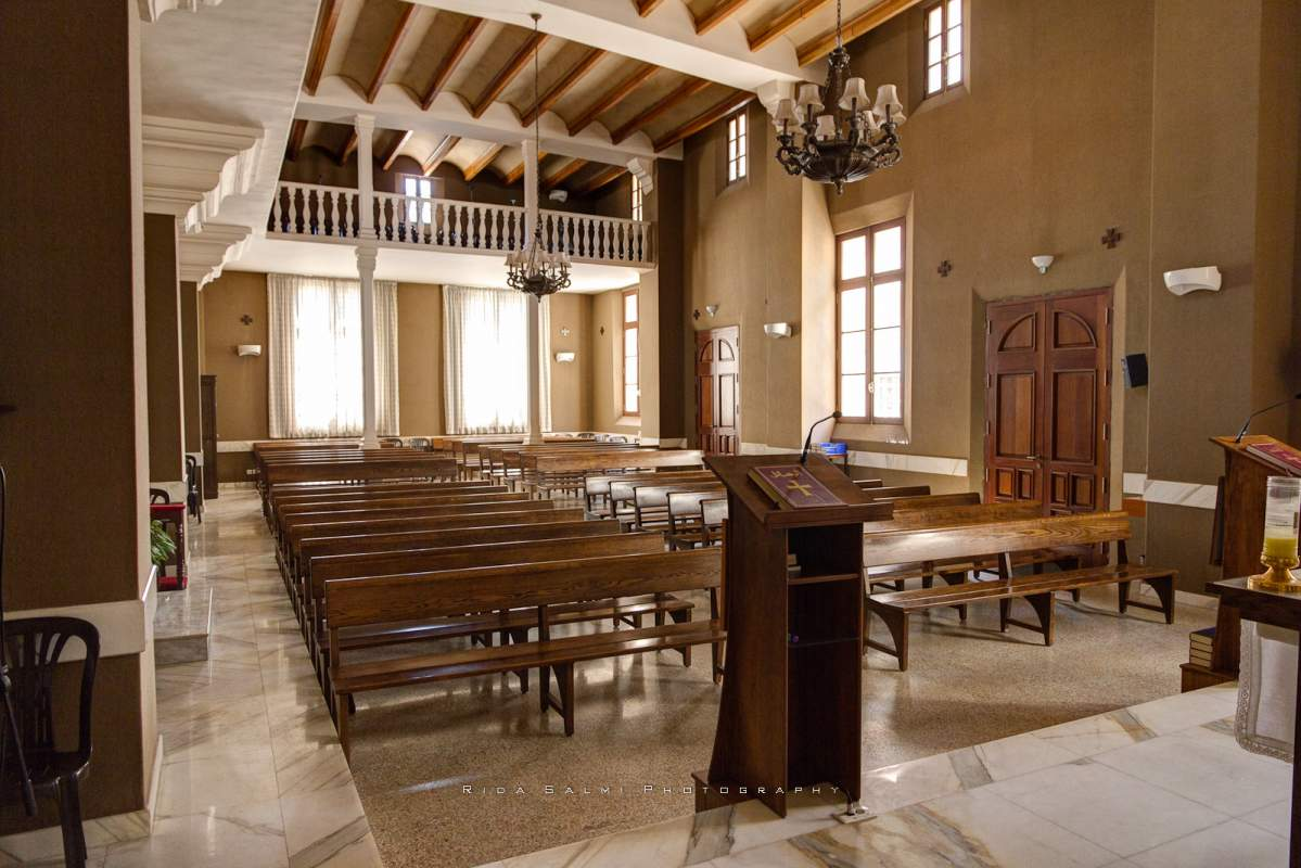St Jean Monastery