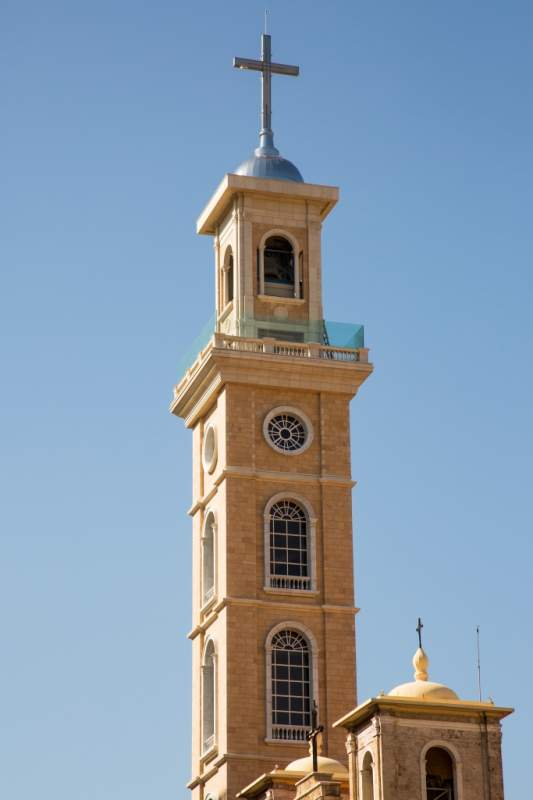 St Georges Cathedral Campanile