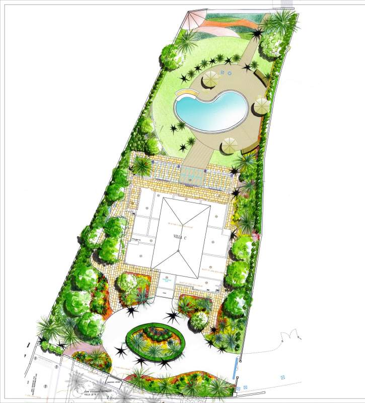 Grand Hyatt 4 Villas