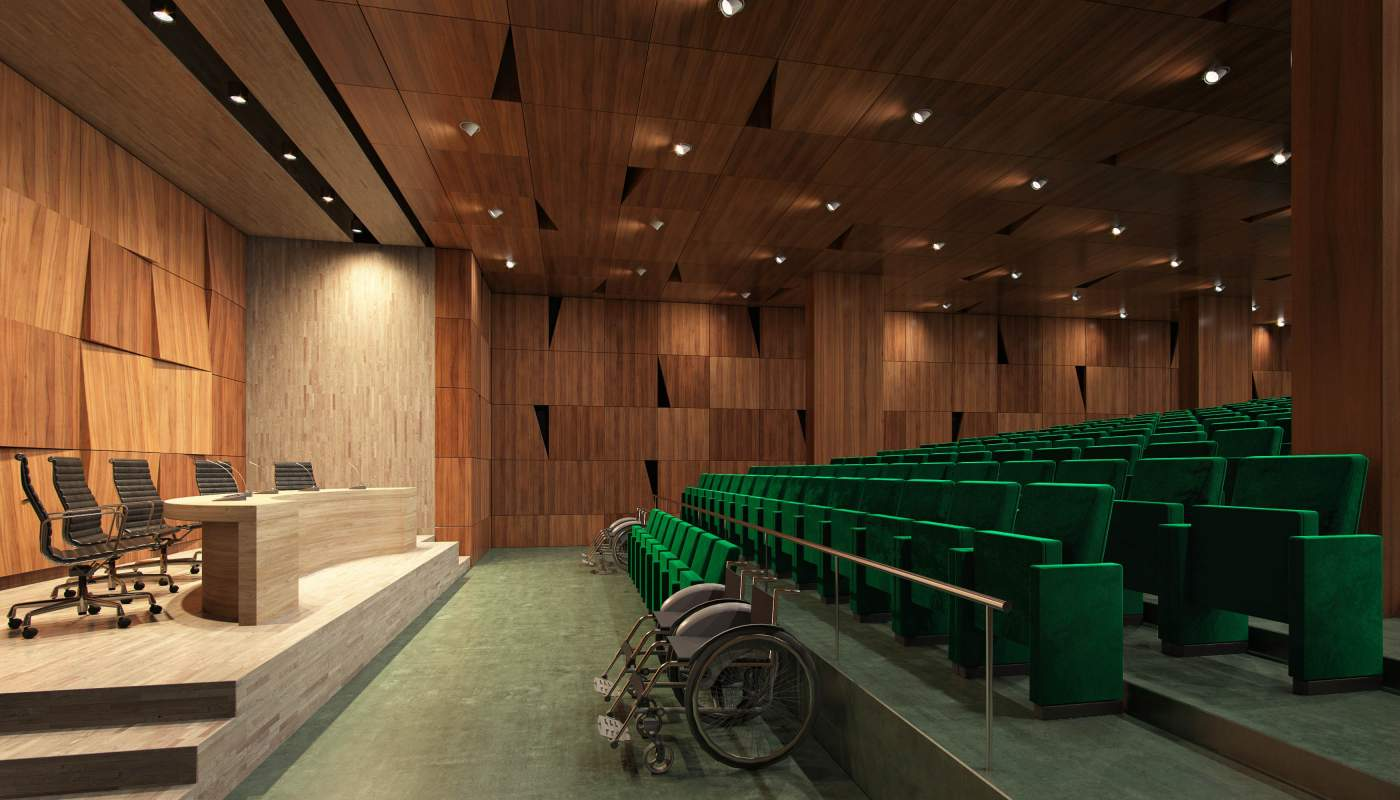 SUA_La Sagesse University_Auditorium