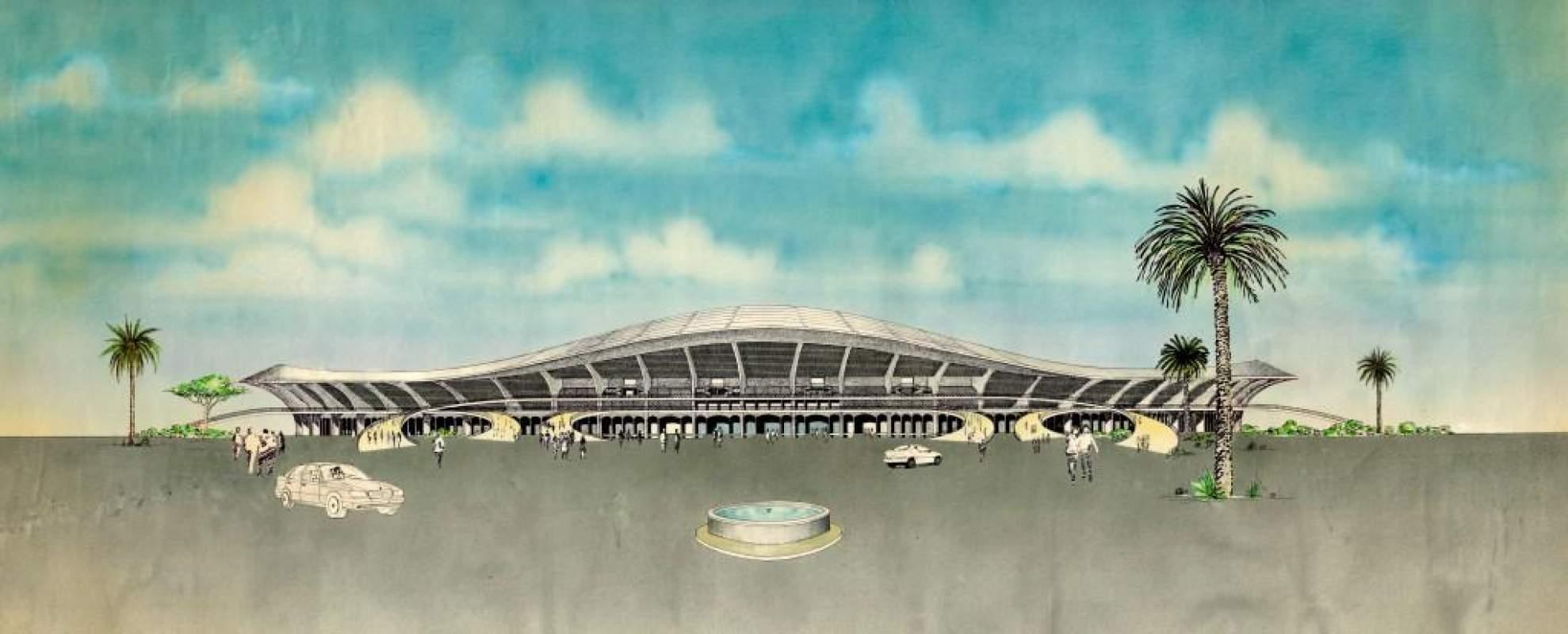 Beirut Sport City | Pre-Design B