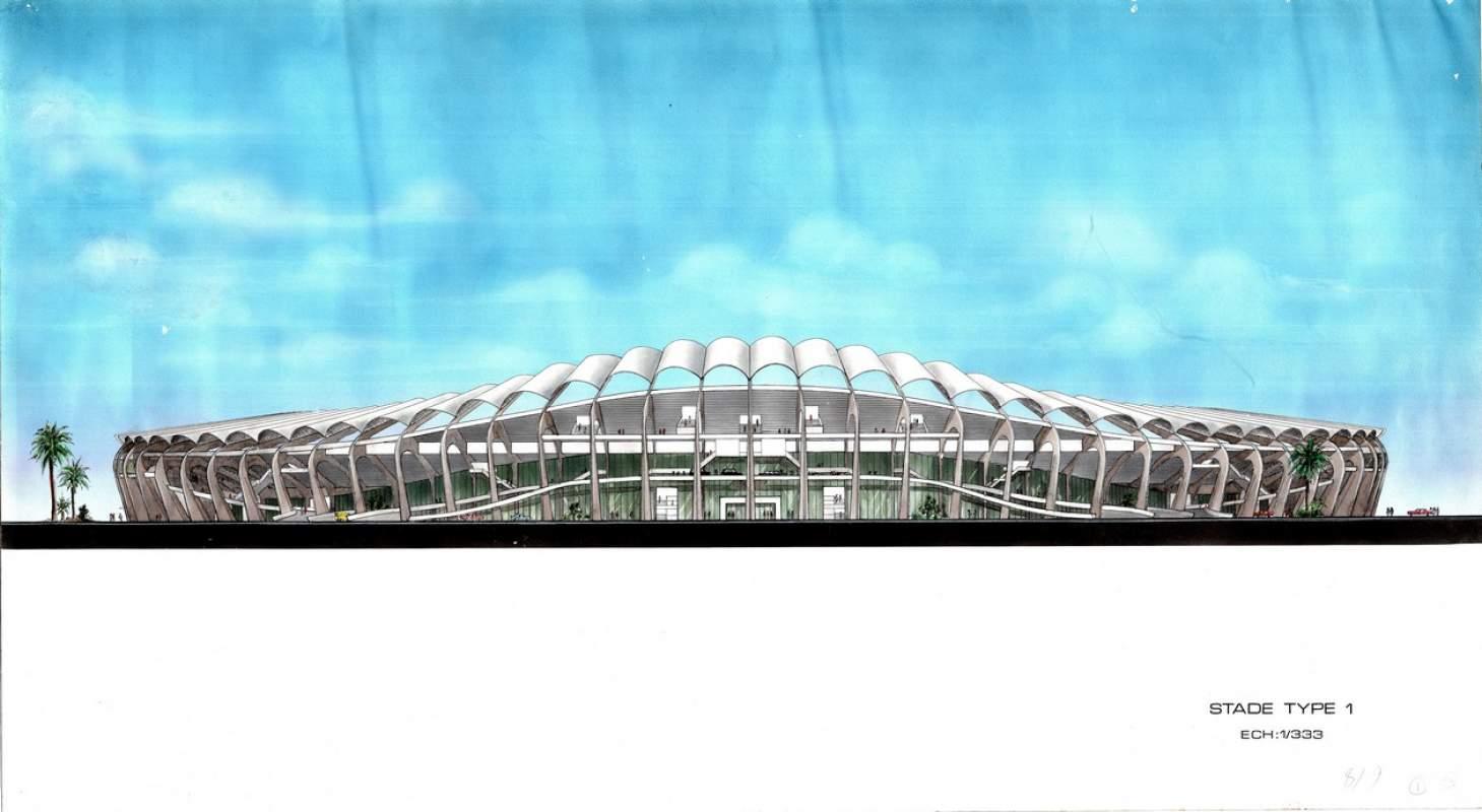 Beirut Sport City | Pre-Design A