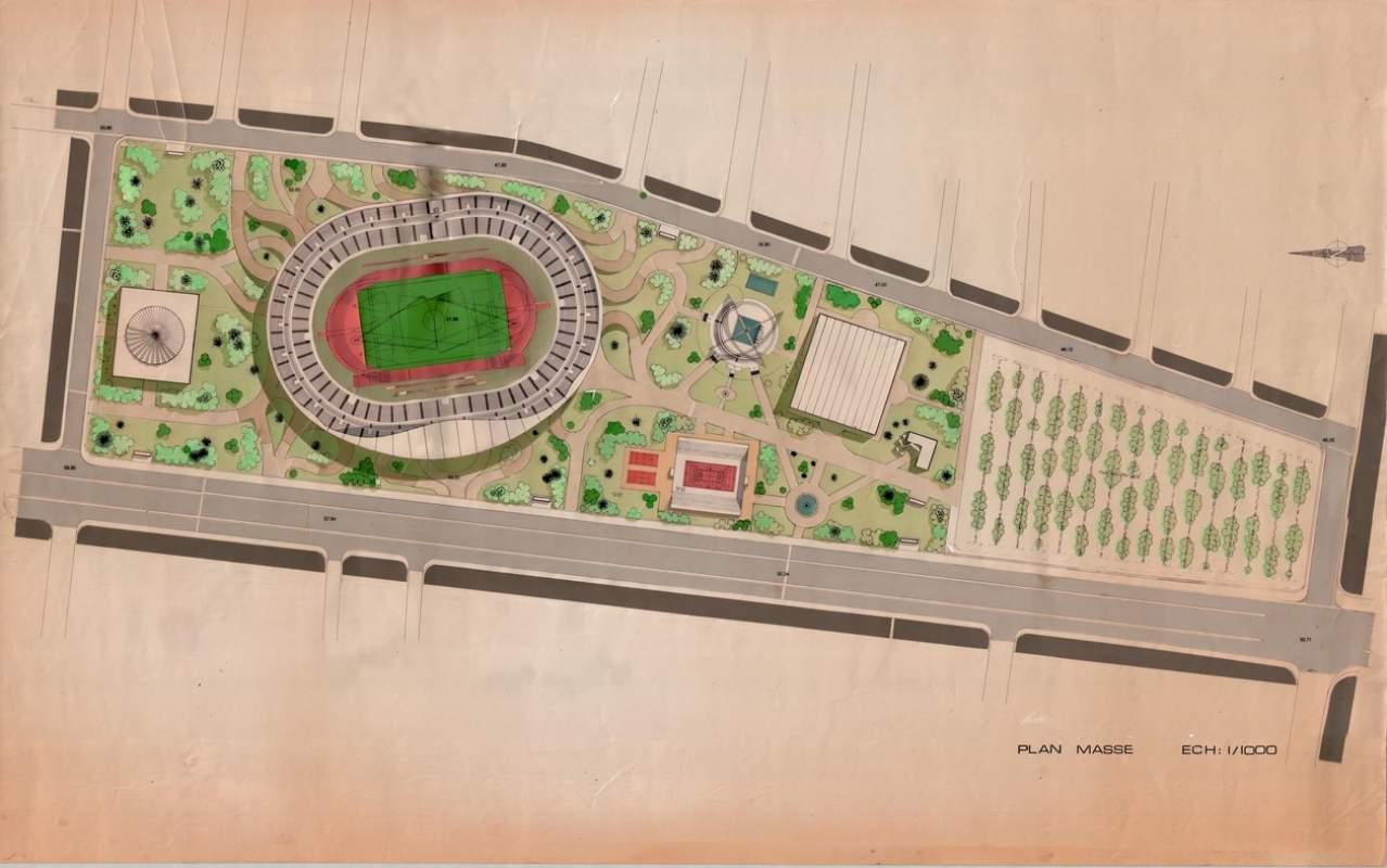 Beirut Sport City | Pre-Design C