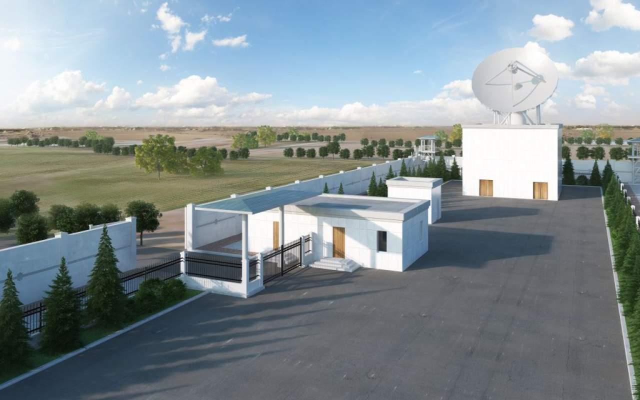Satellite Control Center
