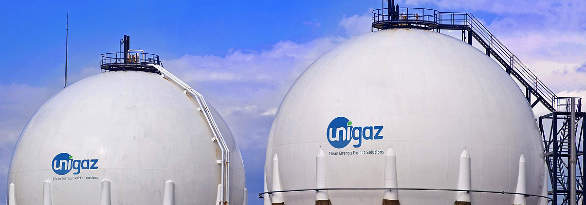 Unigaz Gaz Storage