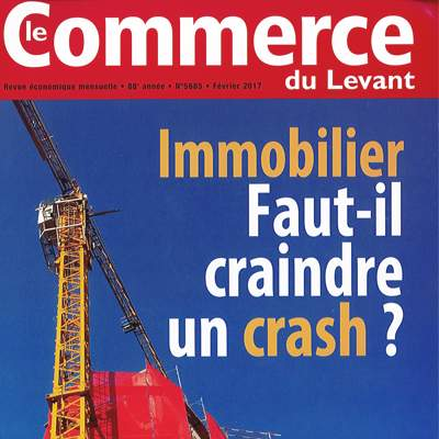 Le Commerce Du Levant